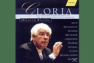Helmuth Rilling, Rilling/Gächinger Kantorei/+ - Gloria-Schönsten Vokalwerke [CD]