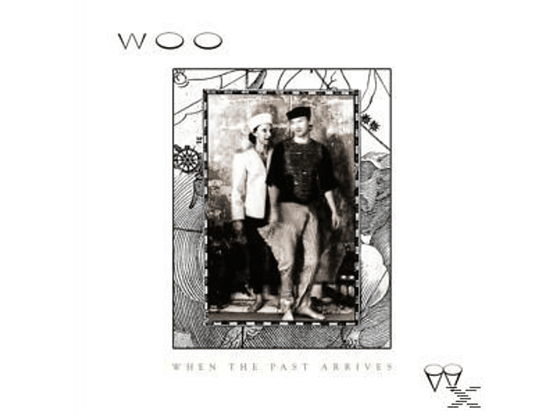 Woo - When The Past Arrives [CD]