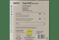 The Fine Arts Quartet - Hugo Wolf: Quartett/Quartet [CD]