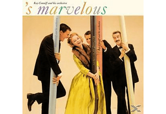 Ray Conniff - 'S MARVELOUS + MEMORIES ARE MADE OF THIS  - (CD)