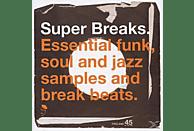 VARIOUS - SUPER BREAKS [Vinyl]