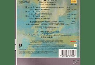 Jordi Savall, Coro Teatro Zarzuela - Farnace (Gesamtaufnahme Boxset)  - (CD)