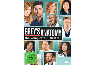 Grey's Anatomy - Staffel 9 DVD