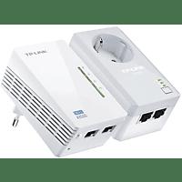 TP-LINK Powerline Adapter TL-WPA4226 Kit Powerline Adapter