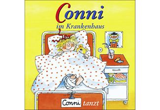 - 009 - CONNI IM KRANKENHAUS/CONNI TANZT  - (CD)