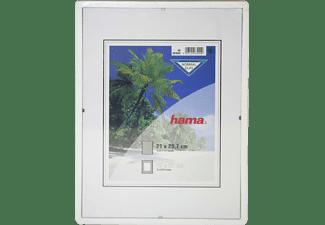 HAMA Rahmenloser Bildhalter Clip-Fix, Normalglas, 21 x 29.7 cm, DIN A4