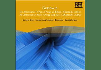 George Gershwin, Selby/Hayman/SRSO - Amerikaner In Paris/Porgy+Bess  - (CD)