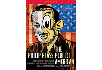 Donald Kaasch, Christopher Purves, David Pittsinger, Janis Kelly, Marie Mclaughlin - The Perfect American  - (DVD)