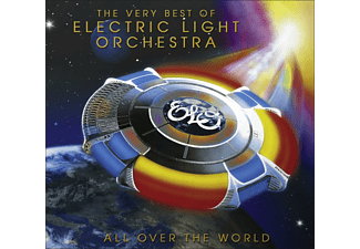Elo - VERY BEST ALL OVER THE WORLD [CD]