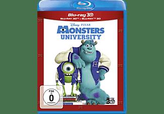 Die Monster Uni [3D Blu-ray (+2D)]