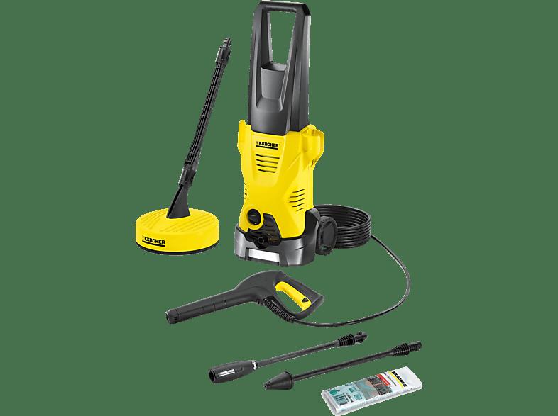 KÄRCHER 1.673-300.0 K2 Premium Home Hochdruckreiniger, Gelb/Schwarz