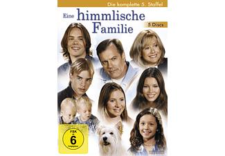 Eine himmlische Familie - Staffel 5 DVD