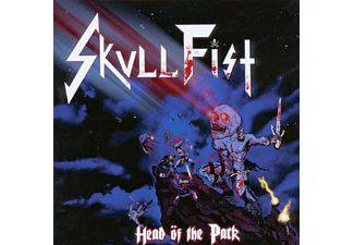 Skull Fist - Head Öf The Pack - (CD)