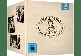 Columbo - Die komplette Serie (Staffel 1-10) Box [DVD]