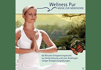 Wellness Pur - Musik Zur Meditation  - (CD)