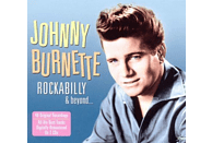 Johnny Burnette - Rockabilly & Beyond [CD]