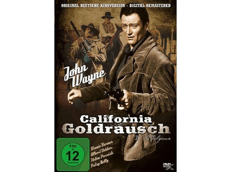 California Goldrausch [DVD]