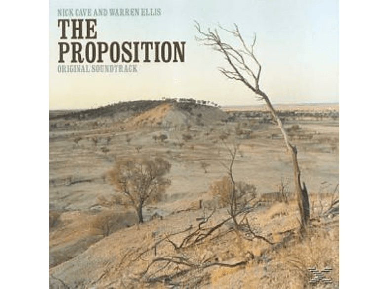 OST/CAVE,NICK/ELLIS,WARREN - The Proposition Ost [CD]
