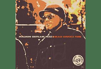 Magnum Coltrane Price - Brass Knuckle Funk  - (CD)