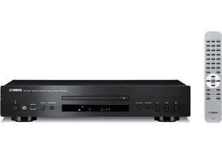 YAMAHA CD Player CD-S300, Schwarz