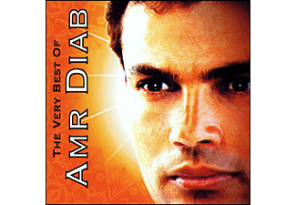 Amr Diab - The Very Best Of  - (CD)