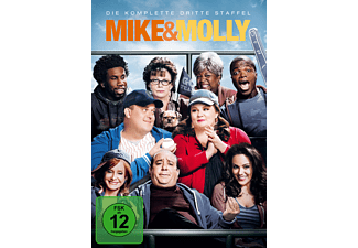 Mike & Molly - Staffel 3 [DVD]