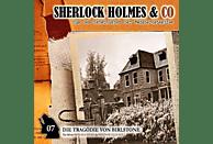Sherlock Holmes & Co - Sherlock Holmes und Co 07: Die Tragödie von Birlstone - (CD)