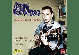 Phil Spector - He's Still A Rebel  - (CD)