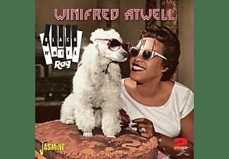 Winfred Atwell - Black & White Rag  - (CD)