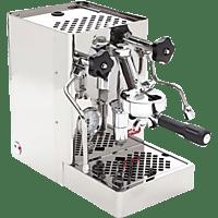 LELIT PL62 Espressomaschine Silber