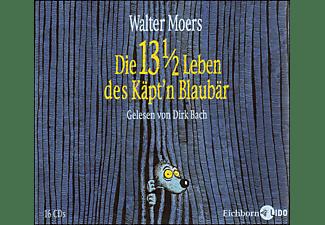 - Die 13 1/2 Leben des Käpt'n Blaubär  - (CD)
