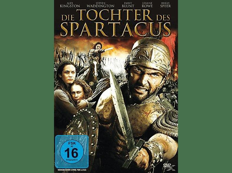 DIE TOCHTER DES SPARTACUS [DVD]