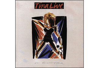 Tina Turner - Tina Live In Europe (CD)