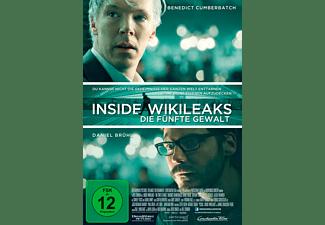 Inside Wikileads - Die fünfte Gewalt [DVD]