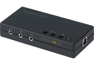 TERRATEC Aureon 7.1 USB, Soundkarte