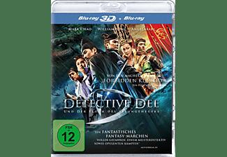 Detective Dee und der Fluch des Seeungeheuers 3D Blu-ray