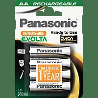 PANASONIC HHR-3XXE/4BC AA Mignon Akku  4 Stück