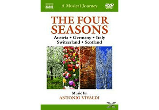 A Musical Journey - The Four Seasons  - (DVD)