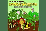DIE KLEINE SCHNECKE MONIKA HÄUSCHEN - Die kleine Schnecke Monika Häuschen 14: Warum brennen Brennnesseln? - (CD)