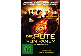 Die Pute von Panem - The Starving Games [DVD]