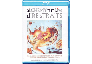 Dire Straits - Dire Straits Alchemy (20th Anniversary Edition)  - (DVD + CD)