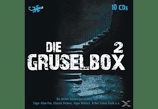 VARIOUS - Die Gruselbox 2  - (CD)
