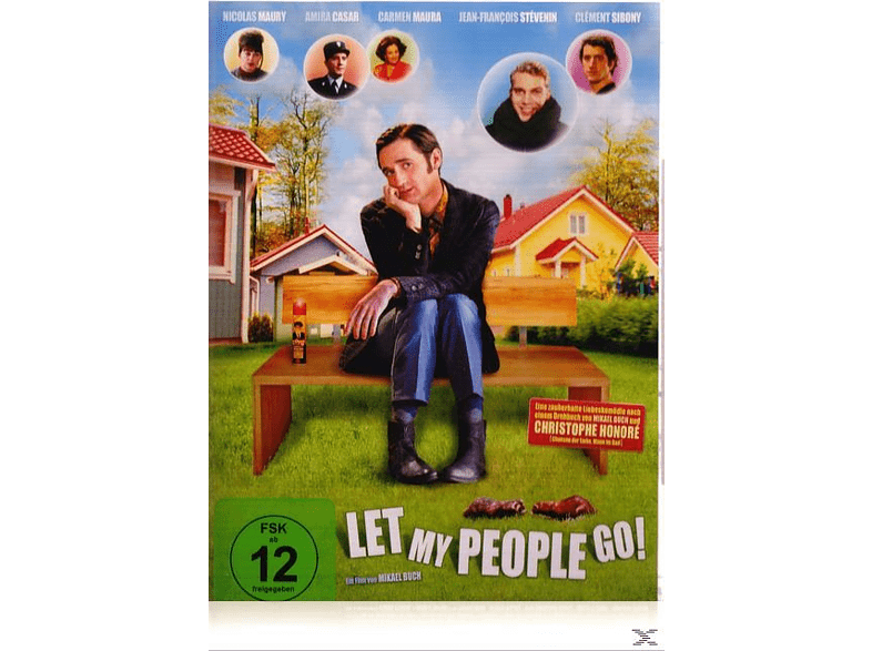 LET MY PEOPLE GO! [DVD]