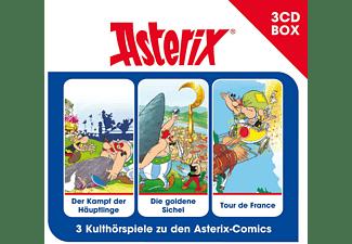Asterix - Asterix - Hörspielbox Vol. 2  - (CD)