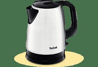 TEFAL Wasserkocher KI 150 D Dialog 1.7 l Edlestahl/ Schwarz