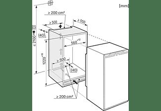 MIELE Einbau-Kühlschrank K 34242 iF