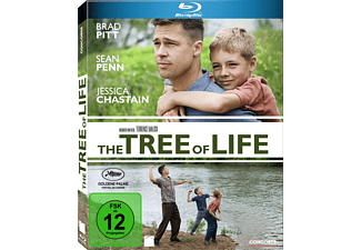 The Tree of Life Blu-ray