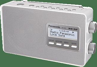 PANASONIC DAB+ Radio RF-D10EG-W, weiß