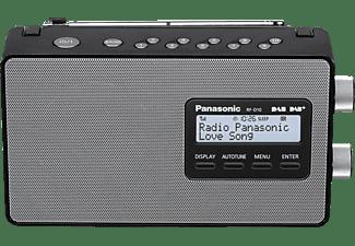 PANASONIC DAB+ Radio RF-D10EG-K, schwarz