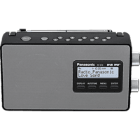 PANASONIC RF-D10 EG-K, Digitalradio